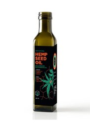 Bombay Hemp Company 100 ml Organic Hemp Seed Oil