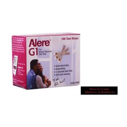 Plastic Alere G1 Blood Glucose Self Test