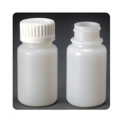Plastic HDPE Dry Syrup Bottles