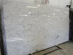 Premium Quality Polished Imperial White Granite, Thickness: 20-25 mm