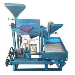 Semi Automatic Pulses Processing Machine