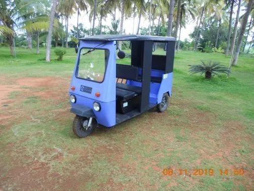 E-Rickshaw and E-Loader Franchise Service