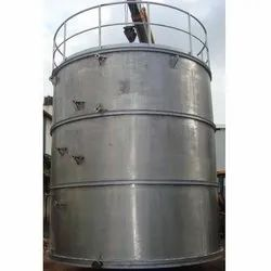 SS Chemical Storage Tanks