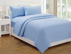 Hospital Bedsheet Sky Blue