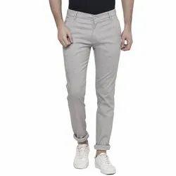 Cotton Lycra Trouser