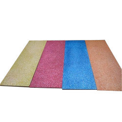 Plastic Colored Chipboard