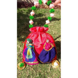 Puppet Potli Bag