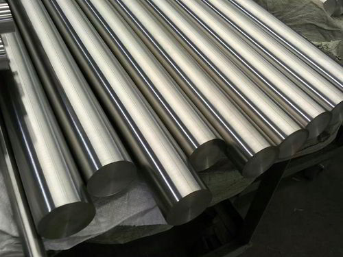 NASCENT Stainless Steel Bar 321H