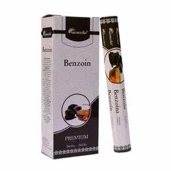 Aromatika Hexa Pack Incense Stick-20 Sticks-Benzoin