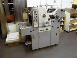 Used Fuji 52 Two Color Offset Printing Machine