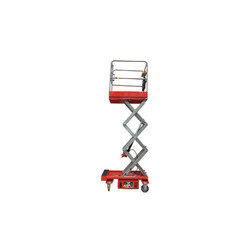 Semi Electric Scissor Lift