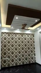 Coated Waterproof Paper Rectangular Decorative Wallpaper