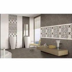 Designer Bathroom Floor Tile