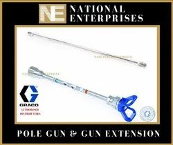 Pole Gun & Gun Extension