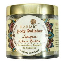 Liquorice Kokum Butter Body Polisher