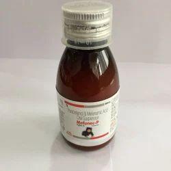 Mefenamic Acid Paracetamol Suspension