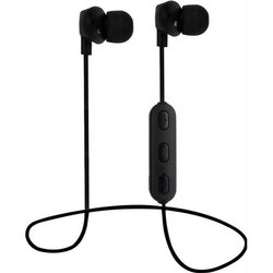 Black Wireless Stereo Headphone