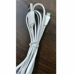 Flat USB Data Cable 2.4 Amp Fast Charging