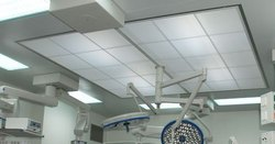 Ceiling Laminar Airflow
