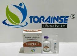 Piperacillin 4mg  Tazobactam 500mg