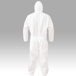 Plain Disposable Coverall