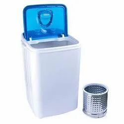 Semi Automatic Single Tub Washing Machine, Capacity: 6.2 kg