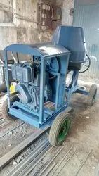 Half Bag Diesel Engine Concrete Mixer