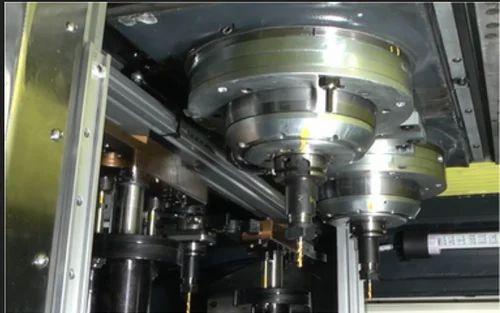 VF 1 Standard Vertical Machine and DM 1 Vertical Machine Distributor