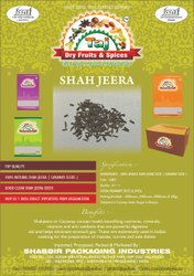 Taj Dry Fruits and Spices Shah Jeera