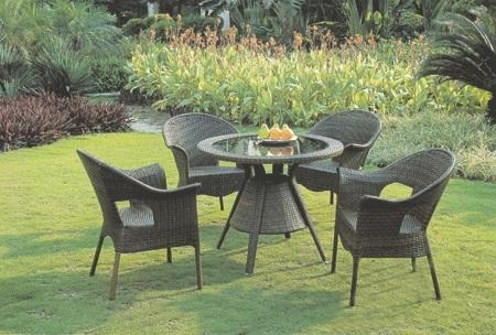 Brown 36'  Garden Furniture