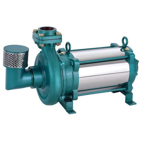3 hp Three Phase V7 Open Well Pump, Maximum Discharge Flow: 100 - 500 lpm