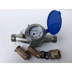 Stainless Steel Multijet Water Meter