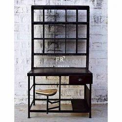 Vintage Reproduction Postman''s Desk