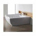 Hindware Amore (509571) Romance Monroe Massage Bath Tub