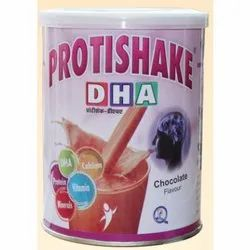 Protishake DHA Chocolate Flavour, Packaging Type: Tin Box, For Personal