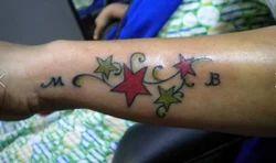 Tattoo Service, Tattoo Job Work in Surat, टैटू की सेवाएं ...