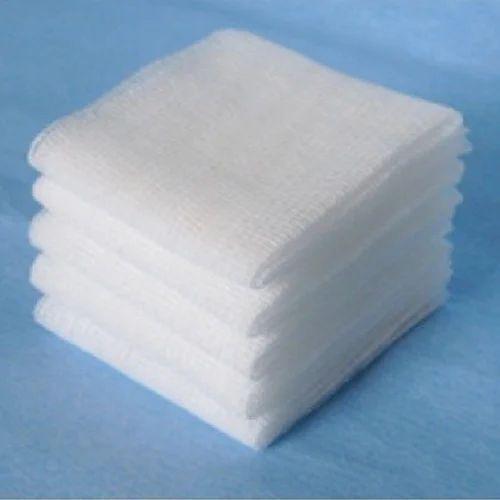 white gauze cloth usage personal hospital rs 100 piece id