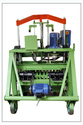 Double Vibrator Block Making Machine