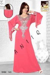 Party Wear Jalabiya Dress for Women