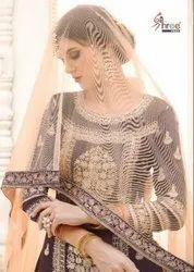 Shree Fabs Shehnai Vol-22 Bridal Collection Sharara Style Salwar Kameez Catalog Collection