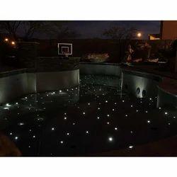 Fiber Optic Light For Swimming Pool