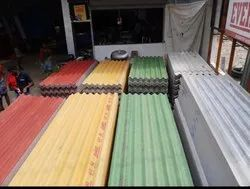 Cement Corrugated Sheets