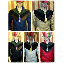 Mens Colorful Party Wear Shirts