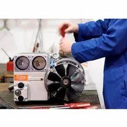 Electric Rotary Pump Rotary Piston Vacuum Pump Repairing Service