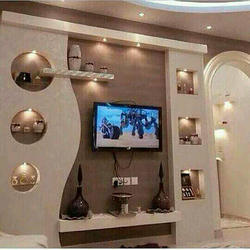 LCD Wall Unit & TV Wall Unit in Gurgaon Haryana | Television Wall Unit Suppliers ...