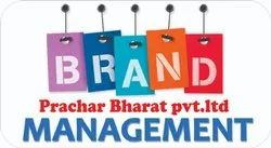 Prachar Bharat Offline And Online Brand Management Service, Pan India