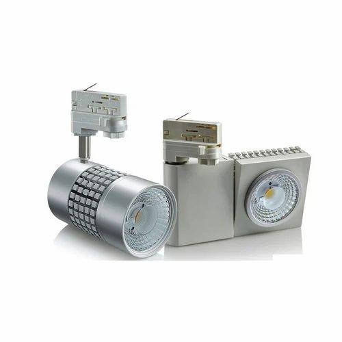 Syska led track light 8 w 45 w rs 2200 piece vishwadeep syska led track light 8 w 45 w aloadofball Choice Image