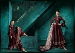 Sajawat Creations Sarthi Vol 5 Fancy Suit