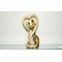 Golden Decorative Sculpture
