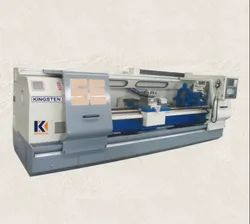 KFL-6100A3H Heavy Duty Flat Bed CNC Lathe Machine